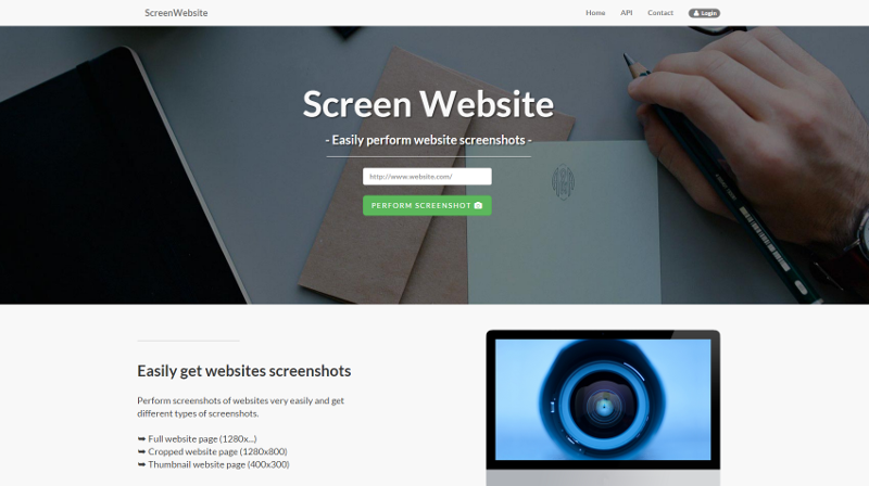 screenwebsite